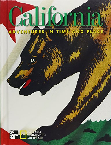Grade 4 California Edition With Intermediate Atlas Package:  1999 edition cover