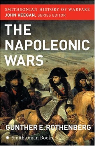 Napoleonic Wars (Smithsonian History of Warfare)  N/A edition cover