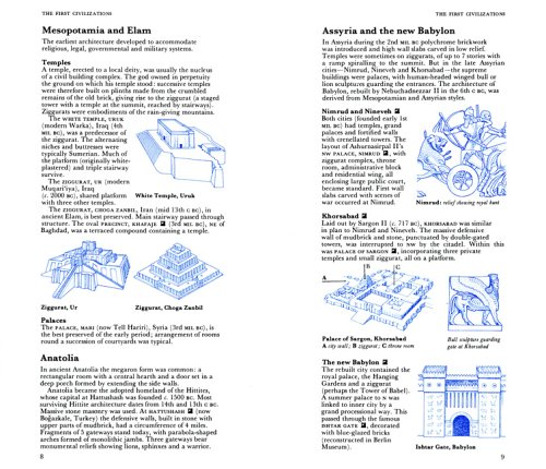 Complete Architecture Handbook From the First Civilizations to the Present Day  2006 9780060893217 Front Cover