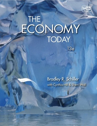 Economy Today  13th 2013 edition cover