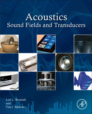Acoustics Sound Fields and Transducers  2012 edition cover