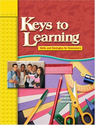 Keys to Learning Skills and Strategies for Newcomers  2004 9780131892217 Front Cover