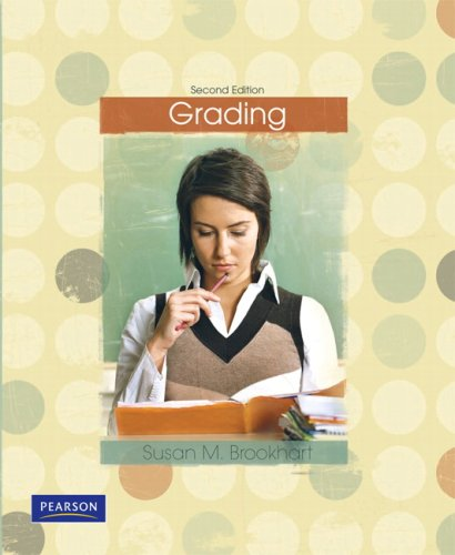Grading  2nd 2009 edition cover