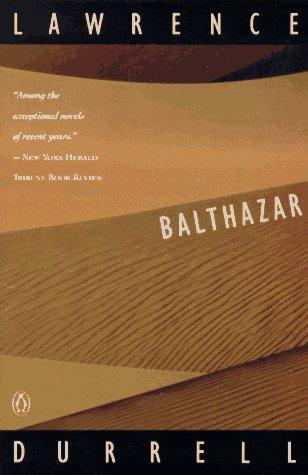 Balthasar   1991 (Reprint) edition cover