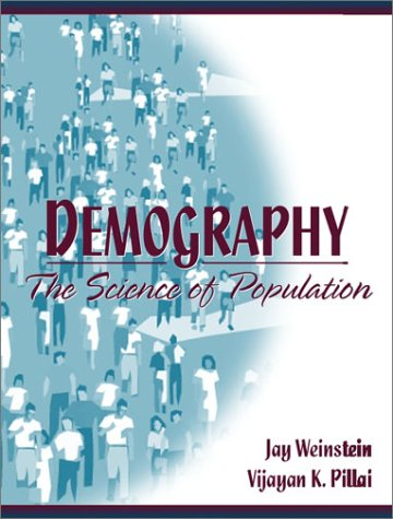 Demography The Science of Population  2001 edition cover