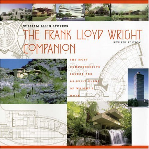 Frank Lloyd Wright Companion   2006 (Revised) edition cover