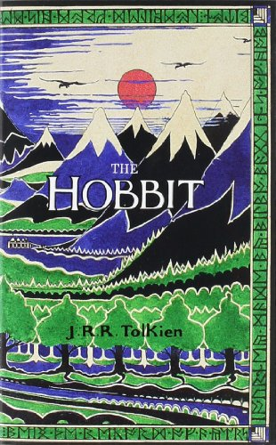 Hobbit  70th 1991 9780261102217 Front Cover