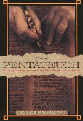 Pentateuch An Introduction to the First Five Books of the Bible  2007 9780300140217 Front Cover