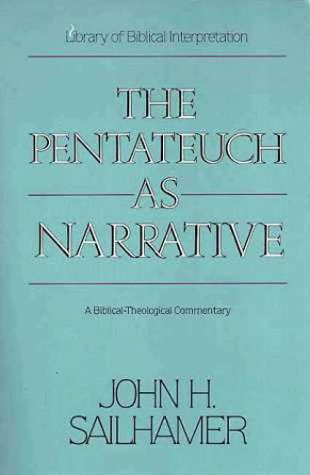 Pentateuch As Narrative A Biblical-Theological Commentary  1995 edition cover