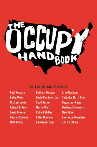 Occupy Handbook   2012 edition cover