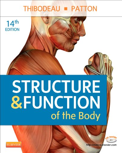 Structure and Function of the Body  14th 2011 edition cover