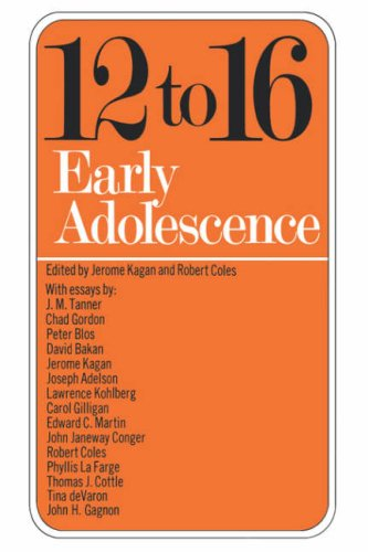 12 to 16 Early Adolescence N/A 9780393096217 Front Cover