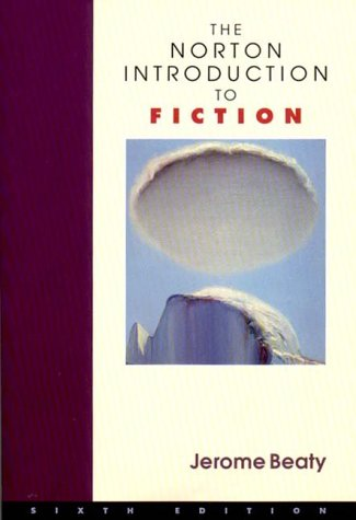 Norton Introduction to Fiction  6th 1996 edition cover