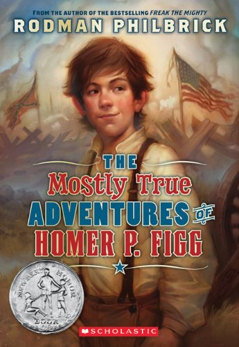 Mostly True Adventures of Homer P. Figg  N/A edition cover