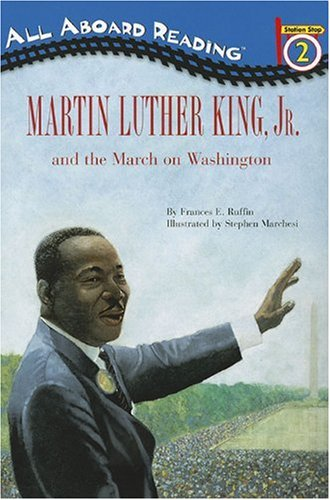 Martin Luther King Jr. and the March on Washington   2001 edition cover