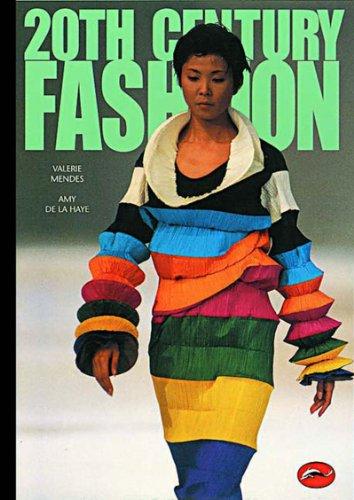 20th Century Fashion   1999 edition cover