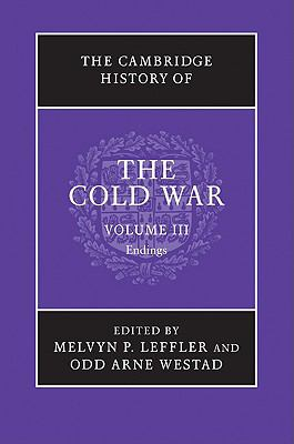 Cambridge History of the Cold War   2010 9780521837217 Front Cover