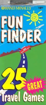 Funfinder - 25 Great Travel Games N/A 9780528838217 Front Cover