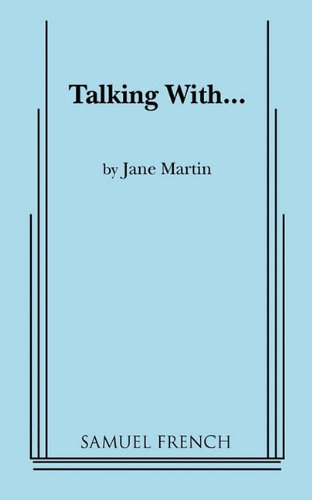 Talking With--   1983 edition cover