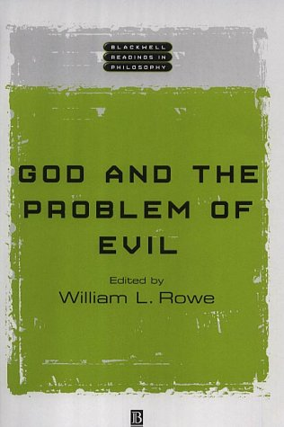 God and the Problem of Evil   2001 edition cover
