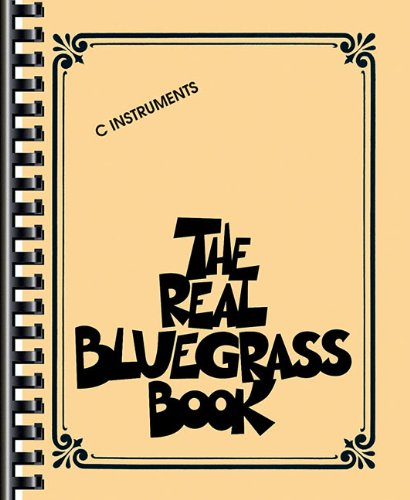Real Bluegrass Book C Instruments N/A edition cover