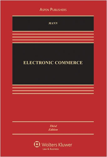 Electronic Commerce  3rd 2008 (Revised) edition cover