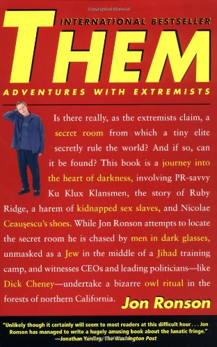 Them Adventures with Extremists  2003 (Reprint) edition cover