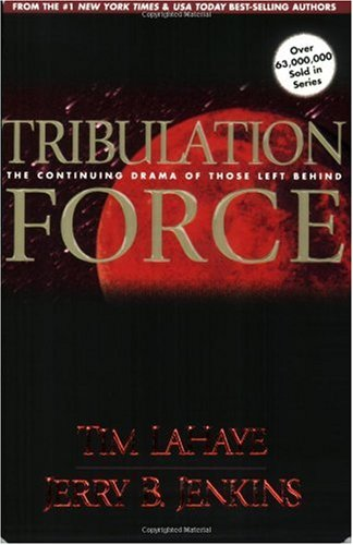 Tribulation Force The Continuing Drama of Those Left Behind  1996 edition cover