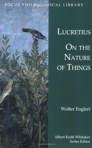 On the Nature of Things   2003 edition cover