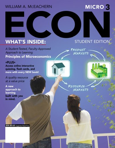 Econ Microeconomics  3rd 2012 edition cover