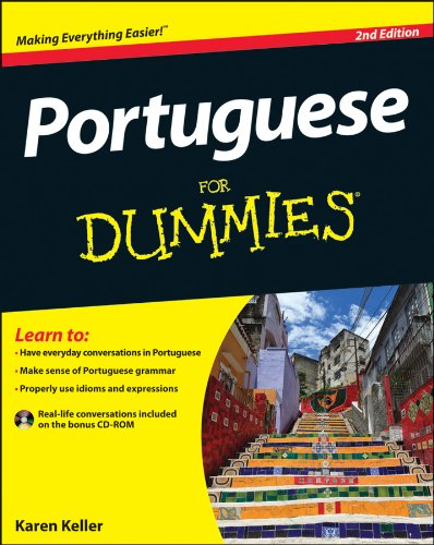 Portuguese for Dummies�  2nd 2013 edition cover