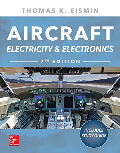 Aircraft Electricity and Electronics, Seventh Edition  7th 2019 9781260108217 Front Cover