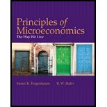 Principles of Microeconomics The Way We Live  2013 edition cover