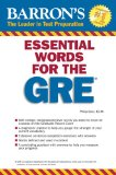 Essential Words for the GRE  3rd 2013 (Revised) edition cover