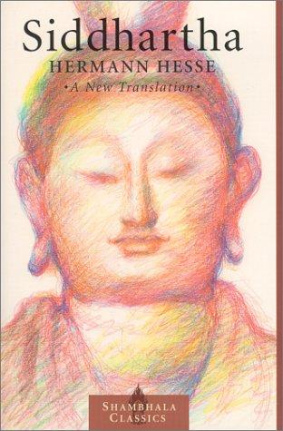 Siddhartha   2000 edition cover