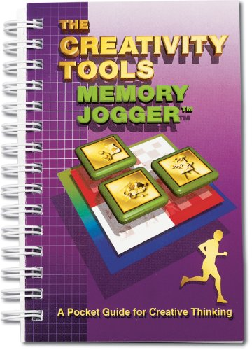 Creativity Tools Memory Jogger A Pocket Guide for Creative Thinking  1998 edition cover
