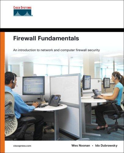 Firewall Fundamentals   2006 edition cover