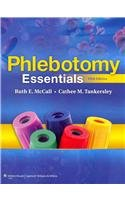 Phlebotomy Essentials Text and Workbook Package  5th 2011 edition cover