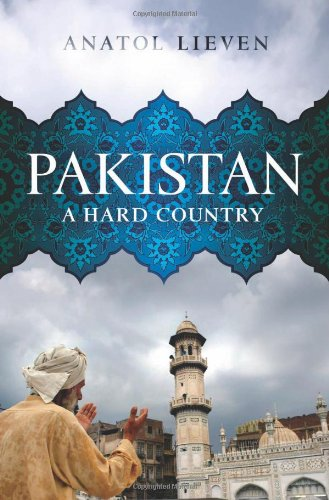 Pakistan A Hard Country  2011 edition cover