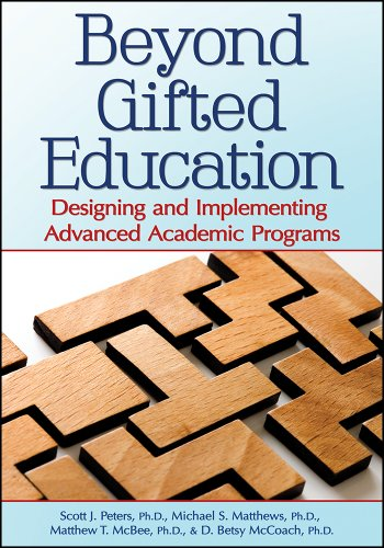Beyond Gifted Identification Designing and Implementing Advanced Academic Programs N/A edition cover