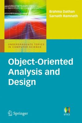 Object-Oriented Analysis and Design   2011 edition cover