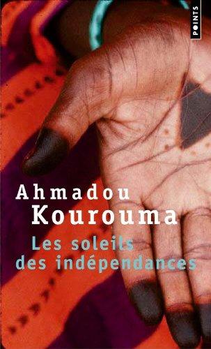 Les Soleils Des Independances: 1st 1995 edition cover
