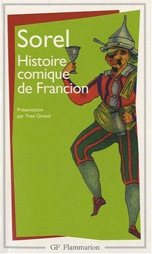 HISTOIRE COMIQUE DE FRANCION 1st edition cover