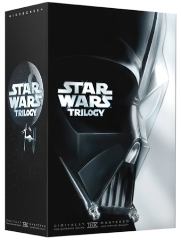 Star Wars Trilogy (A New Hope / The Empire Strikes Back / Return of the Jedi) (Widescreen Edition with Bonus Disc) System.Collections.Generic.List`1[System.String] artwork