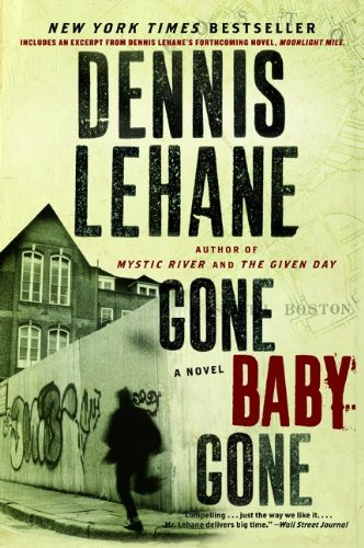 Gone, Baby, Gone  N/A edition cover