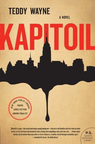 Kapitoil   2010 edition cover