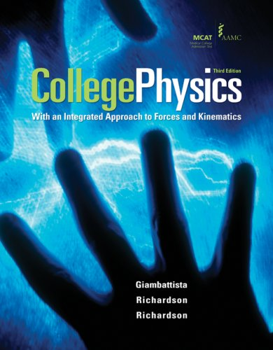 College Physics  3rd 2010 edition cover