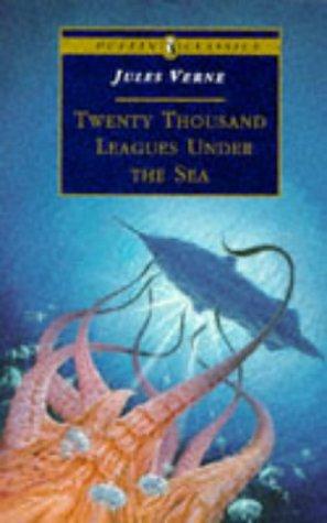 Twenty Thousand Leagues under the Sea   1995 (Abridged) edition cover