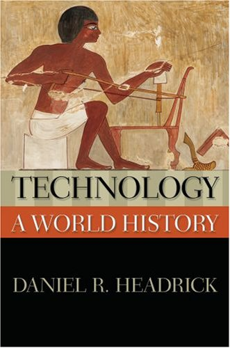 Technology A World History  2008 edition cover