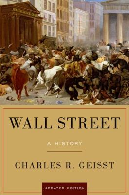 Wall Street A History, Updated Edition  2012 edition cover